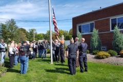 Northfield Flag Raising 4
