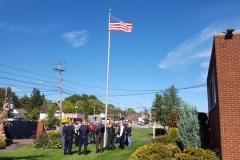 Northfield Flag Raising 6