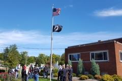 Northfield Flag Raising 8